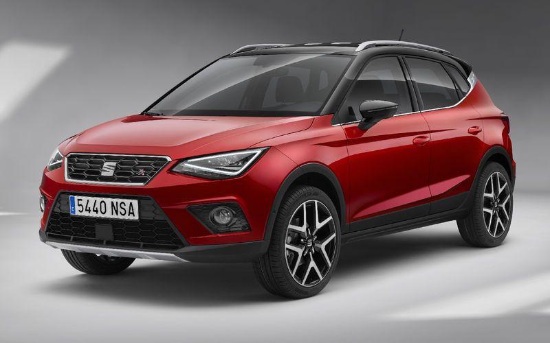 Испанский автобренд Seat, ныне входящий в состав VW, представил новый паркетник Арона