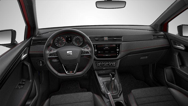 Seat представил новый субкомпактный кроссовер Seat Arona