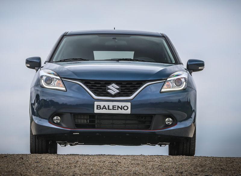 Японская компания Сузуки скоро привезет в Россию Suzuki Ignis, Baleno и новый Swift