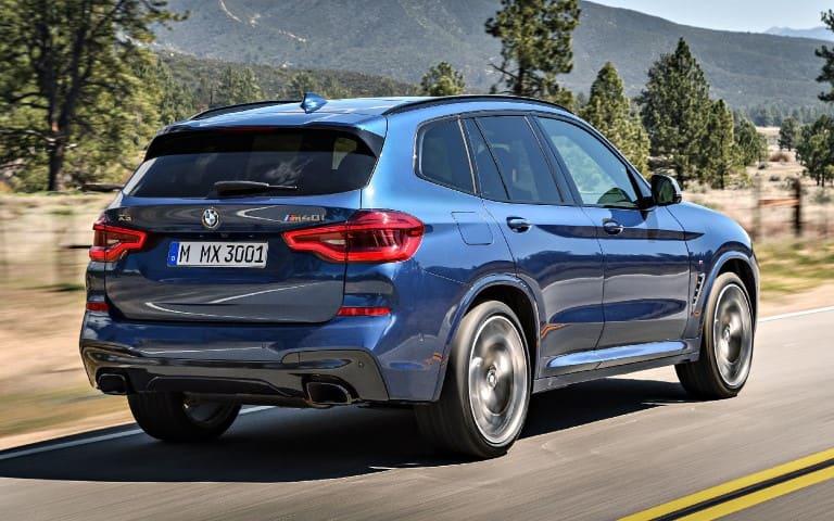 BMW X3 третьего поколения получился больше старого BMW X5