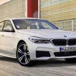 """Новая """"шестерка""""-лифтбек BMW Gran Turismo вышла практичнее универсала"""
