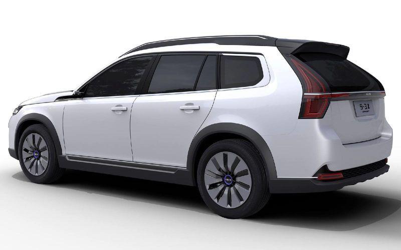 Китайская компания NEVS показала, что она сделала с наследием шведской фирмы Saab