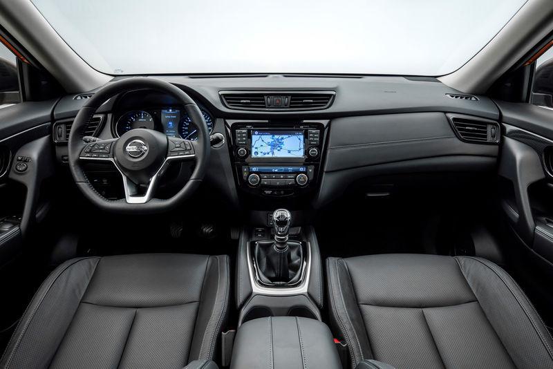 Сборка рестайлингового Nissan X-Trail будет происходить в нашей стране