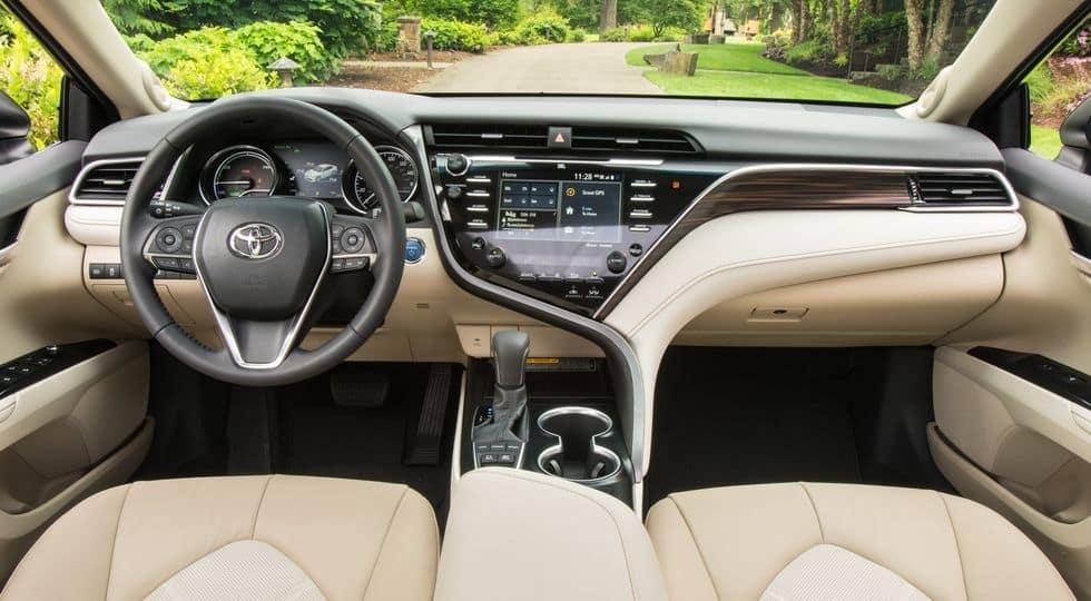 Началось производство Toyota Camry для американского авторынка