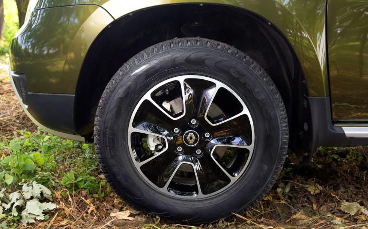 Колесные диски Renault Duster
