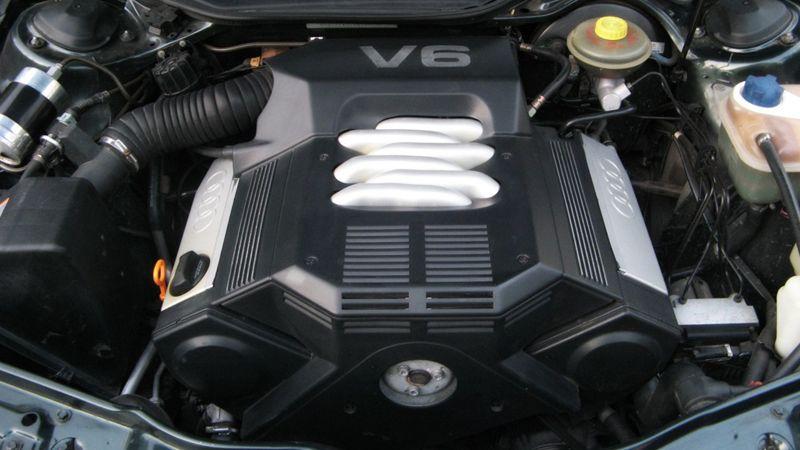 Audi А6 С4 мотор