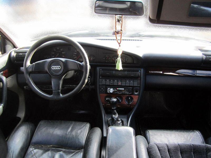 Audi А6 С4 салон