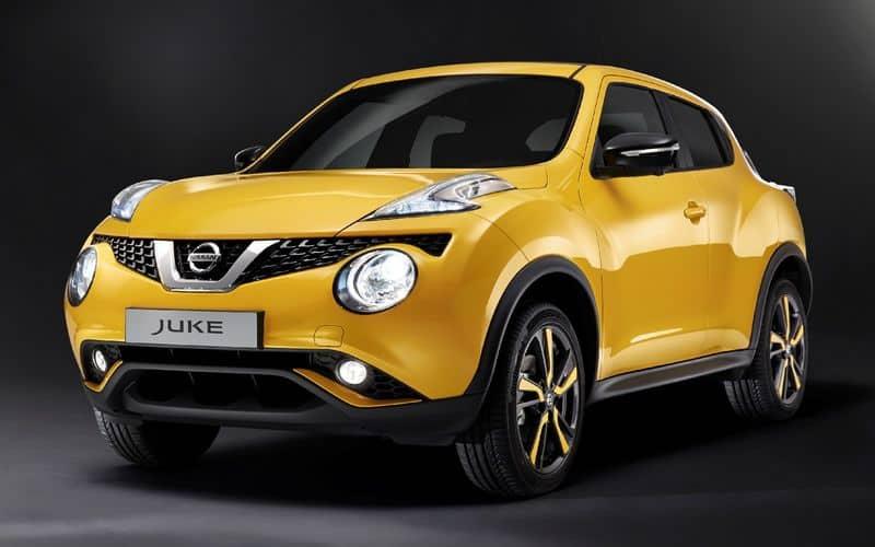 Nissan Juke вернулся на российский авторынок