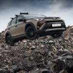 Toyota начала продавать в России спецверсию RAV4 Adventure