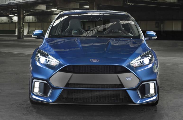 Новый Форд Фокус РС