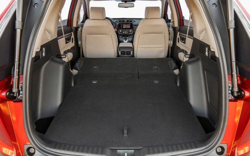 Багажник Honda CRV