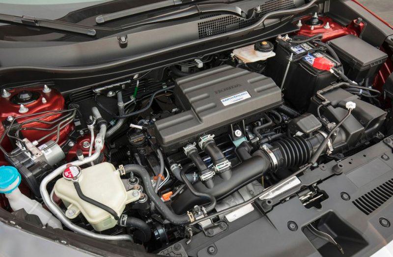 Двигатель Хонда СРВ