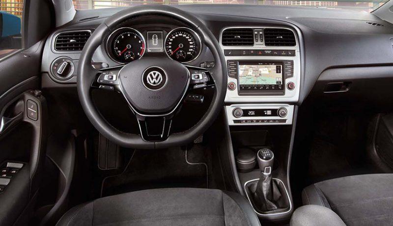 Изменение салона и интерьера машины Volkswagen Polo