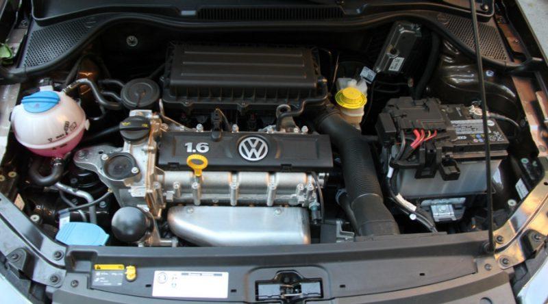 Двигатель Фольксваген Поло седан 2015-2017