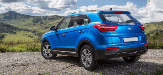 Тест-драйв новой Hyundai Creta (Хендай Крета - Грета)