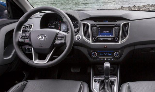 Комплектация Hyundai Creta