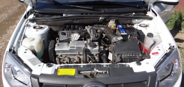 Двигатель Лады Гранты
