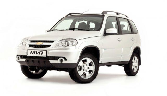Подробный тест-драйв Шевроле Нива (Chevrolet Niva)