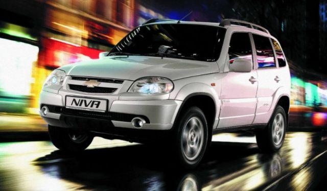 Фотографии Chevrolet Niva