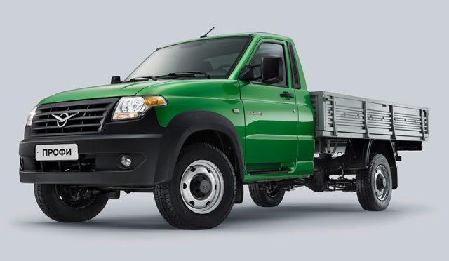 Новый грузовой УАЗ Профи - обзор и тест-драйв