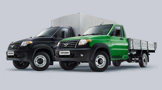 Цены и комплектации УАЗ Профи