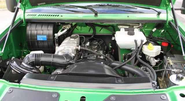 Двигатель УАЗ Профи