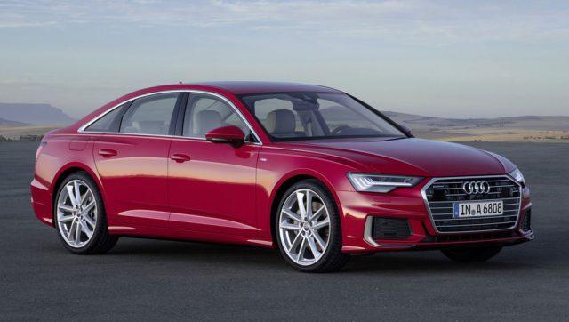 Полный тест-драйв новой Ауди А6 С8 (Audi A6 C8) пятого поколения