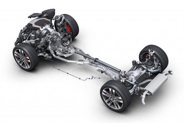 Технические характеристики Ауди А6 С8 (Audi A6 C8)