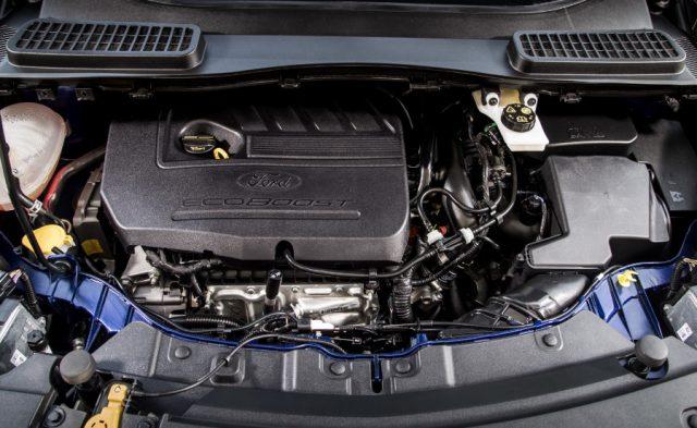 Двигатель Форд Куга 2 рестайлинг