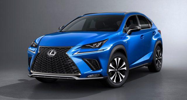 Полный тест-драйв Лексус НХ (Lexus NX) Рестайлинг