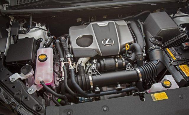 Двигатель Лексус НХ рестайлинг