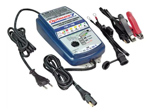 Автомобильное зарядное устройство с десульфатацией