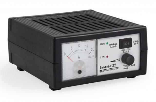 Автомобильное зарядное устройство Орион Вымпел – 32