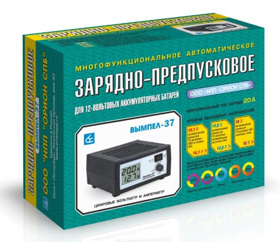 Автомобильное зарядное устройство Орион Вымпел – 37