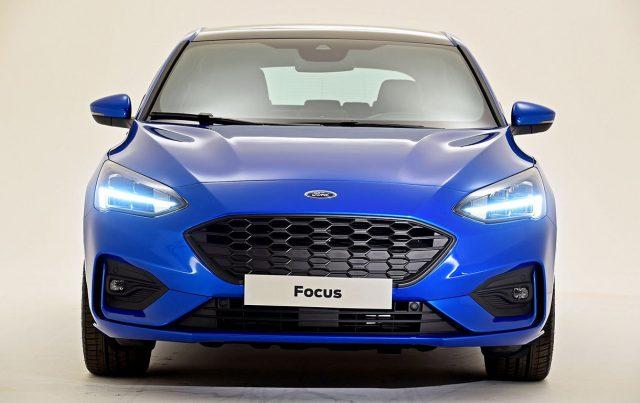 Внешний вид Ford Focus 4