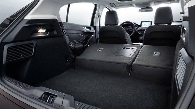 Багажник Ford Focus 4