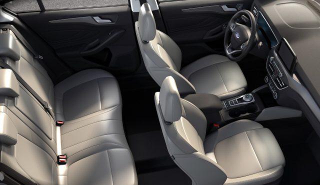 Управление и комфорт в Форд Фокус 4