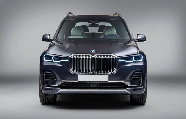 Обзор новой БМВ Х8 (BMW X8) G09 - Фотографии и Цены