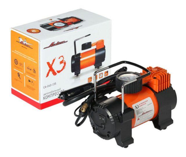 Автомобильный компрессор Airline X3