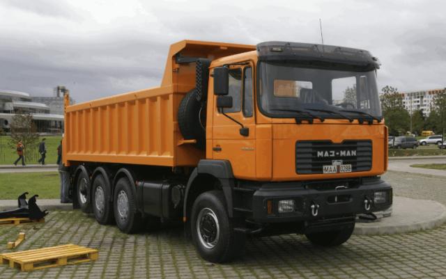 Промышленные грузовики - Какие лучше?