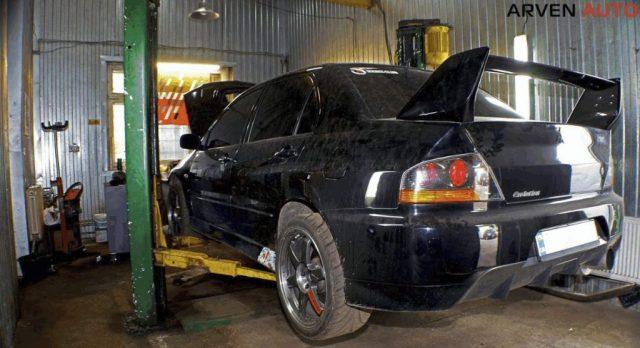 Достойный сервис по обслуживанию Range Rover в Харькове
