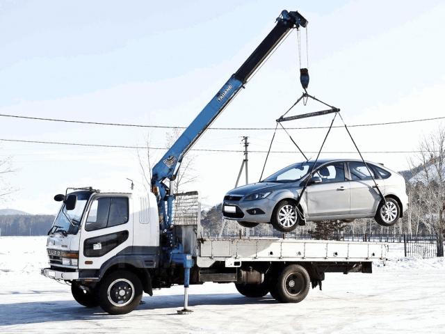 Эвакуатор – надёжная помощь авто круглые сутки