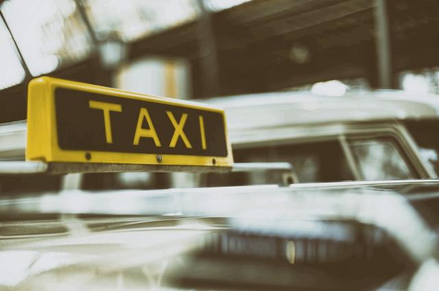 Как выбрать междугороднее такси