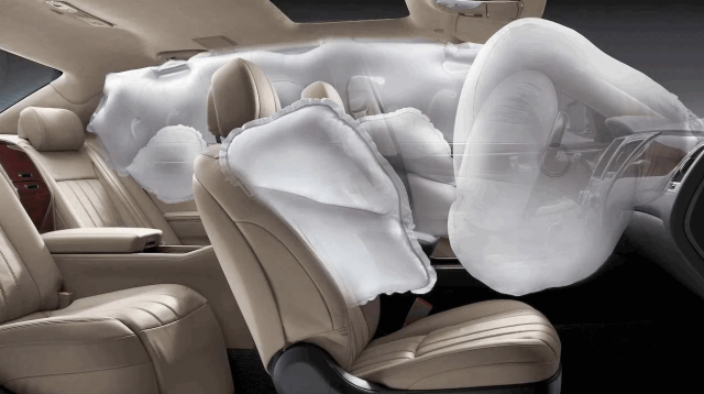 Что отвечает за безопасность пассажиров в автомобиле?