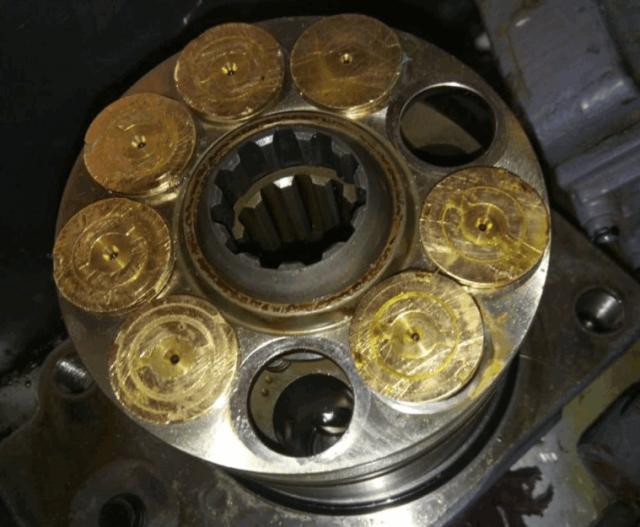 Где и как произвести ремонт гидравлики для вашей спецтехнике