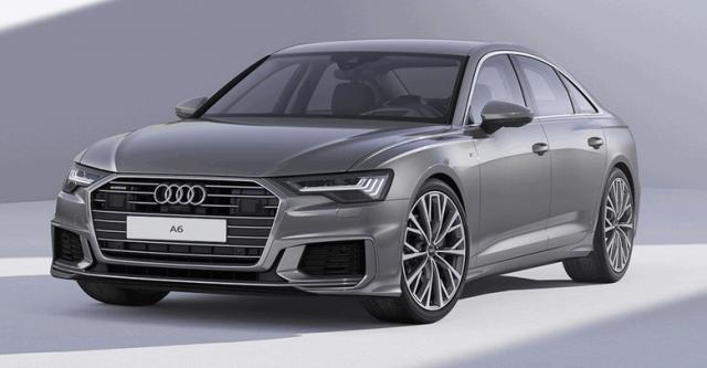 Audi A6: всегда в тренде