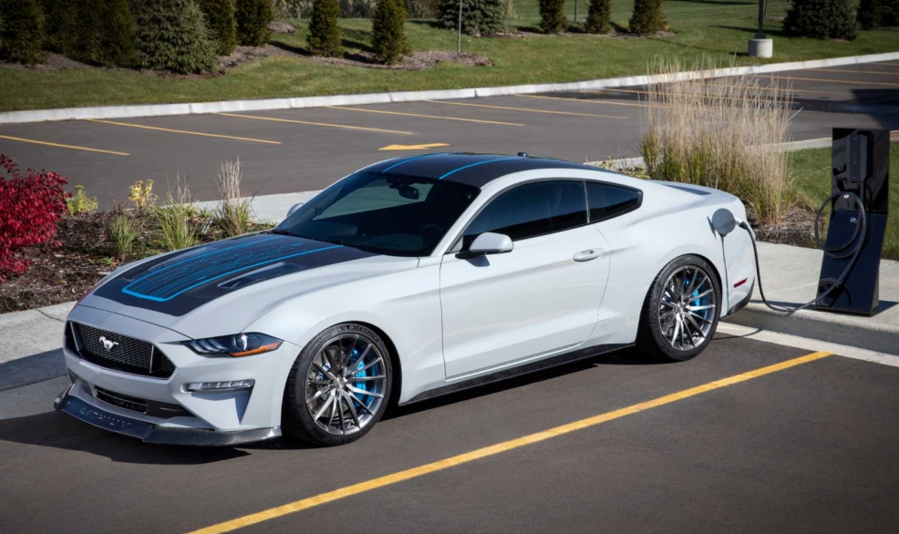 Ford Mustang Lithium EV