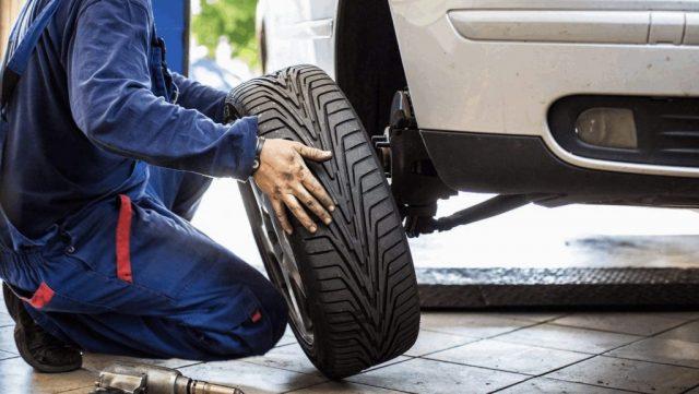 Почему не стоит устанавливать на авто разные шины