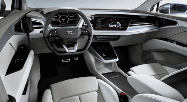 Обзор электромобиля Audi Q4: в чем плюс, а где минус