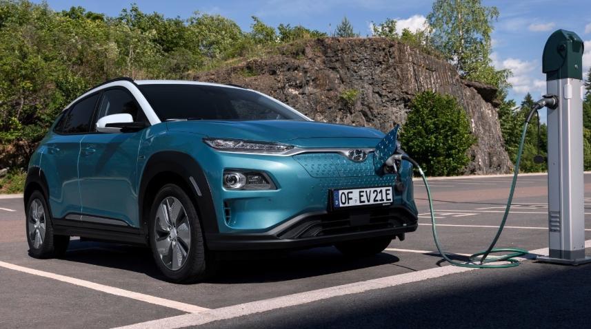 Электромобиль Hyundai